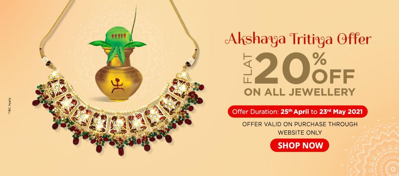 Gossip Akshya Tritiya Offer_20%