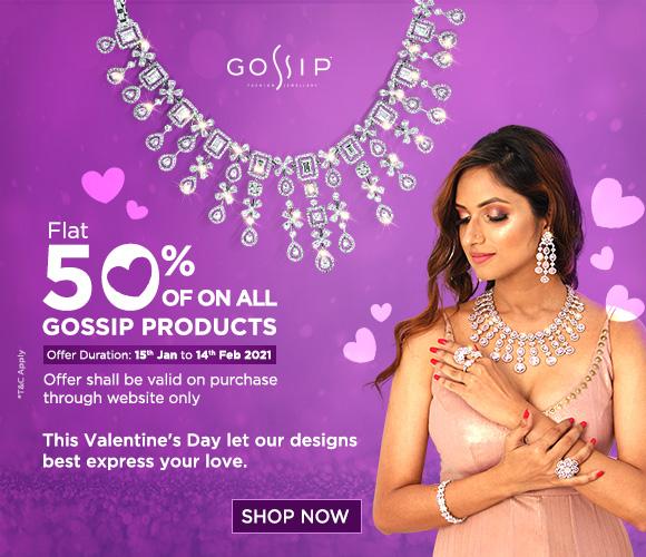 Gossip Valentine Day Offer